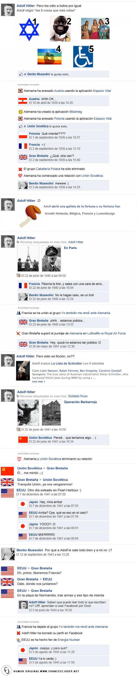 facebookhitler